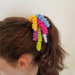 Rainbow Unicorn Mane Hair Elastic