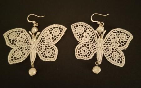 Butterfly Day Earrings