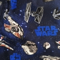 Sizes 7 and 8 - Star Wars Shorts (Blue)