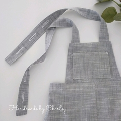 Overall Shorties -
