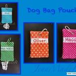 Dog Poo Bag Holder