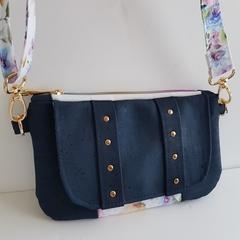 Cork Leather clutch / bag