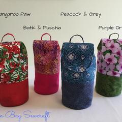 Yarn Holder, Wool Holder, Knitting or Crochet Bag