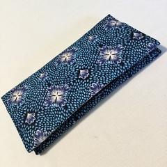 Ladies Purse or Wallet - Blue Peacock