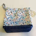 Yarn bag, Wool bag, Wool organiser, Yarn holder, Crochet bag, Knitting bag