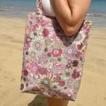 Shoulder bag, Reversible Tote bag, Tote bag, Reusable Shopping tote