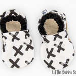 Crosses Soft Sole Baby Shoes