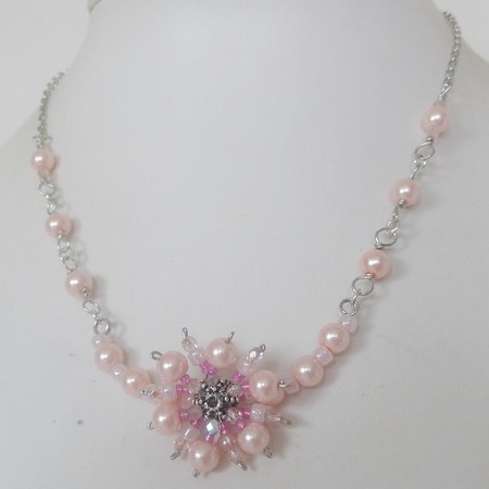 Necklace (Pink Lady)