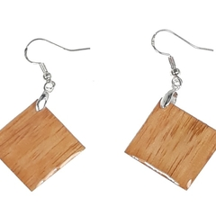 Rosewood Earrings