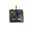 Dazzling Multi Colour Pendant