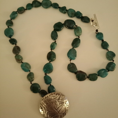 Lush Forest Necklace