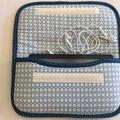 iPad Mini cover, Men's Padded Tablet cover, Travel case, Kindle cover, Kobo case