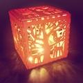"""""""Midnight Animals"""" Light Box"""