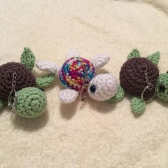 Turtle Bag Buddies/Keychains