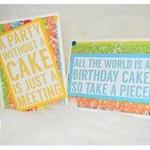 Cake Greeting Cards