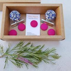Liberty Meadows & Hot Pink Magnet Gift Box Set
