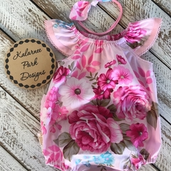 """Pink Floral""
