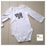 Zebra Body Suit