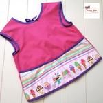 Summer Icecream Pink Children's Apron