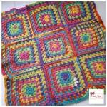 Baby Blanket - variegated