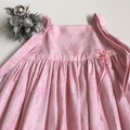 Size 7 - 'Pink Sparkles' Christmas Party Dress