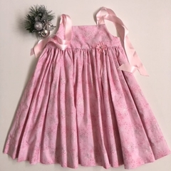 Size 4 - 'Pink Sparkles' Christmas Party Dress