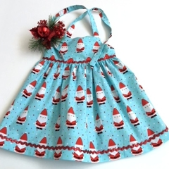 Sizes 1 - 'Santa' Christmas Dress