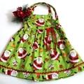 Size 1 - 'Jolly Santa' Christmas Dress