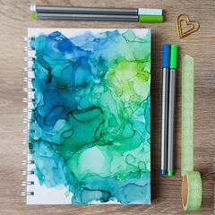 Underwater Notebooks - journal - diary