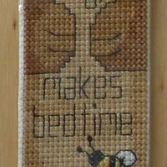 Bedtime Bear Bookmark