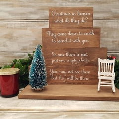Christmas in Heaven Display