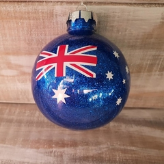 Flag Christmas bauble