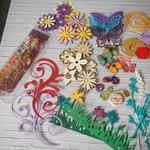 Refill pack For Gorgeous Garden Cardmaking Kit