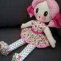 Poppy Mia doll | Handmade with love FREE STANDARD POSTAGE