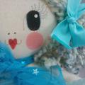 Poppy Irena ballerina doll | Handmade with love FREE STANDARD POSTAGE