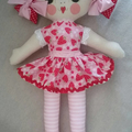 Poppy Angie doll   Handmade with love FREE STANDARD POSTAGE