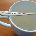 Promoted to Grandma,Baby Announcement,Baby Shower,Pregnancy Announce,gift,Nana,