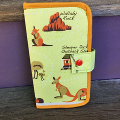 Aussie...… travel wallet