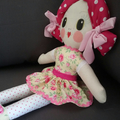 Poppy Leah doll Handmade with love