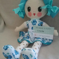 Poppy Louise doll | handmade with love