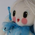 Ella Mermaid Doll | Handmade with love FREE STANDARD POSTAGE