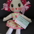 Poppy Leah doll Handmade with love FREE STANDARD POSTAGE