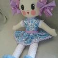 Poppy Lizzie doll | handmade with love FREE STANDARD POSTAGE