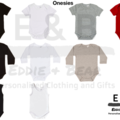 Personalised Onesie or T-shirt - Halloween
