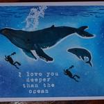 I love you deeper than the ocean