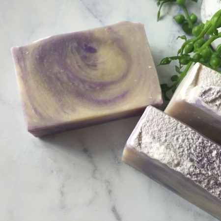 Creamy Goatsmilk Lavender Soap
