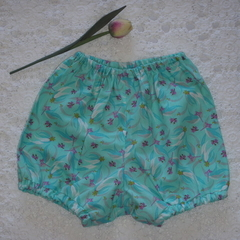 baby girl bloomers/panties/shorties - size 3 mths