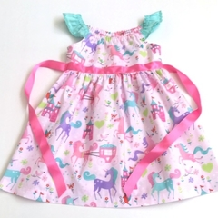 "Size 5 - ""Unicorn Wonderland"" Party Dress"