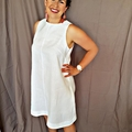 Summer Picnic Dress in Linen