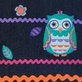 Child's handbag – tote style – owl